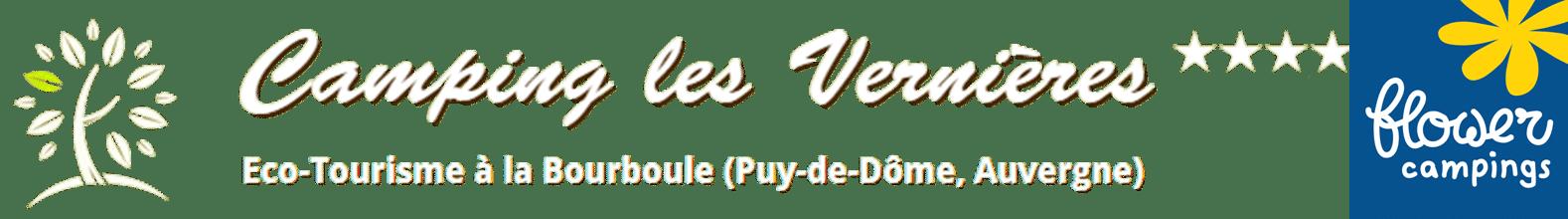 Camping Les Vernières - La Bourboule